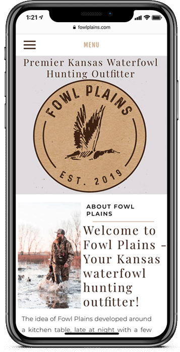 fowl plains local seo case study